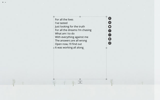 OmmWriter-Sample